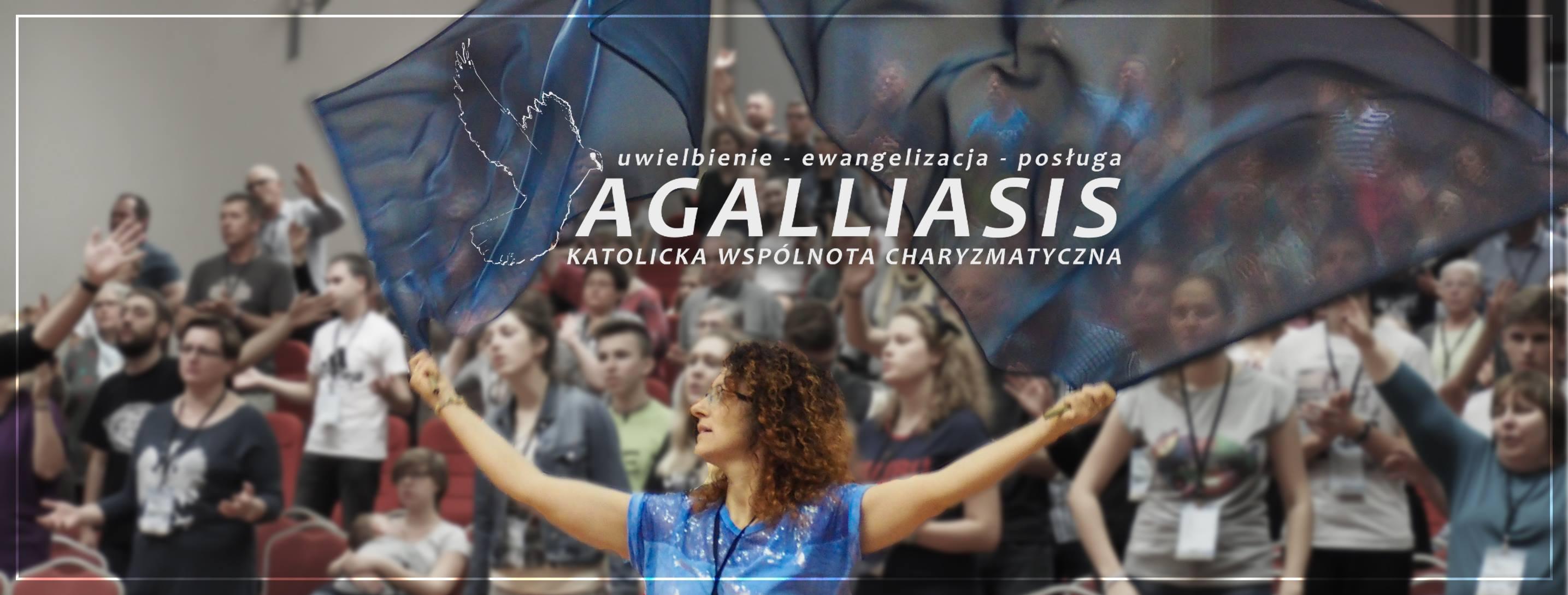 Katolicka Wspólnota Charyzmatyczna AGALLIASIS - Wrocław, Oporów