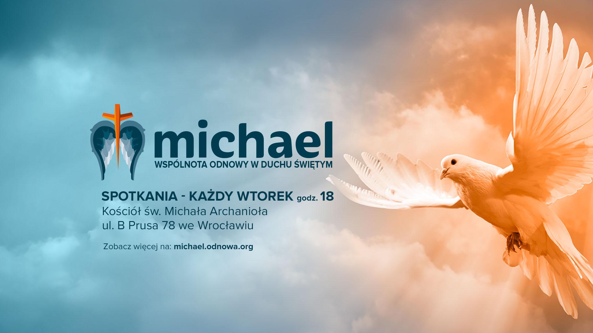 Wtorkowe spotkania modlitewne - Wspólnota Michael, Wrocław, Ołbin