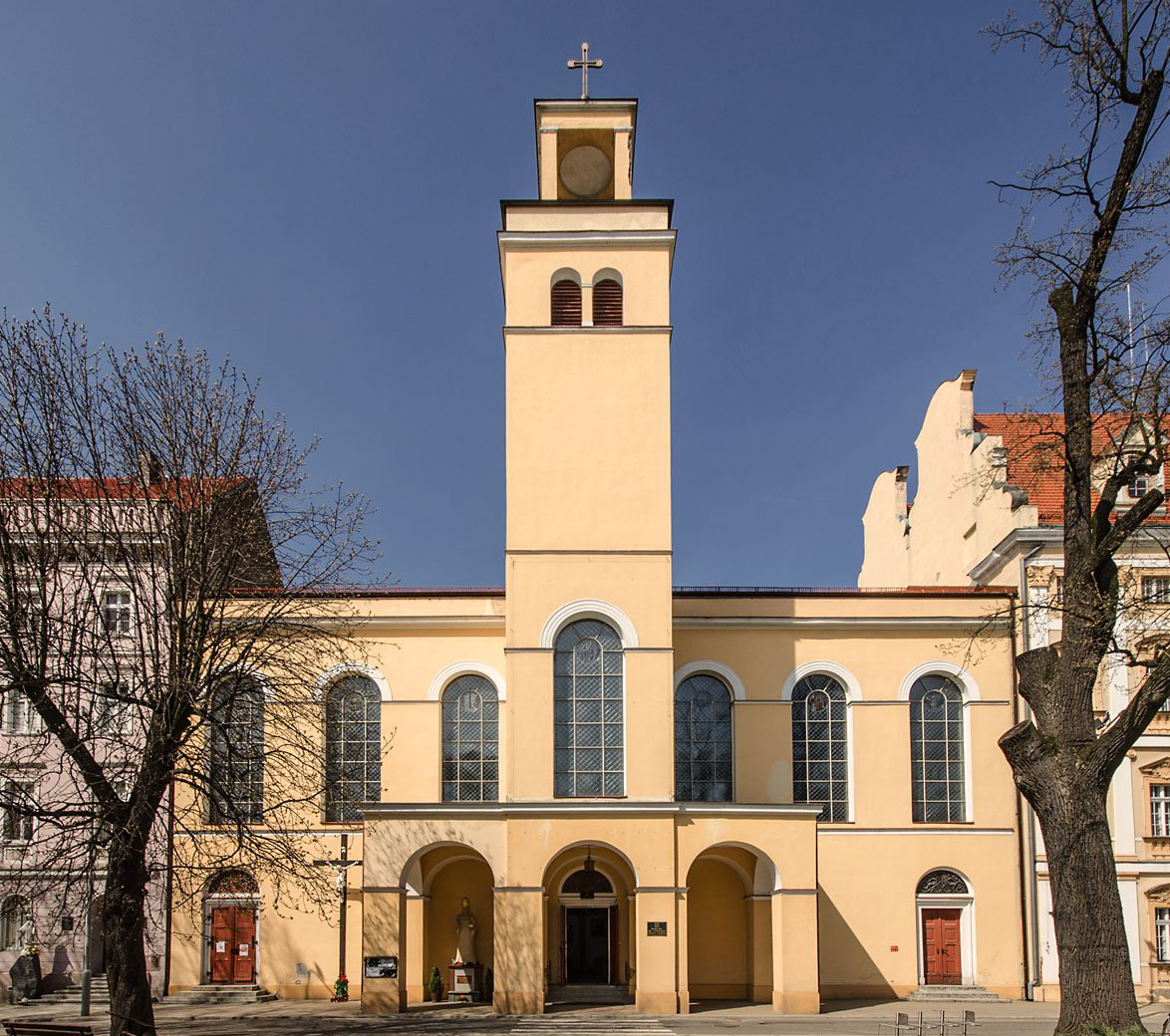 Parafia pw św. Apostołów Piotra i Pawła - Oława