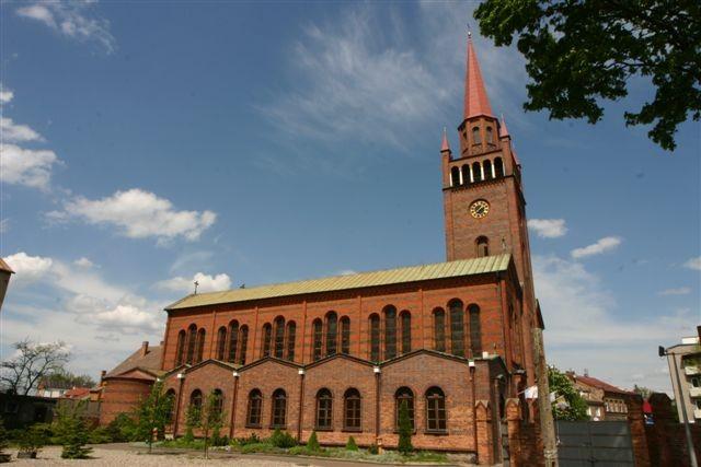 Prafia Rzymskokatolicka pw. św. Ap. Piotra i Pawła - Dębno