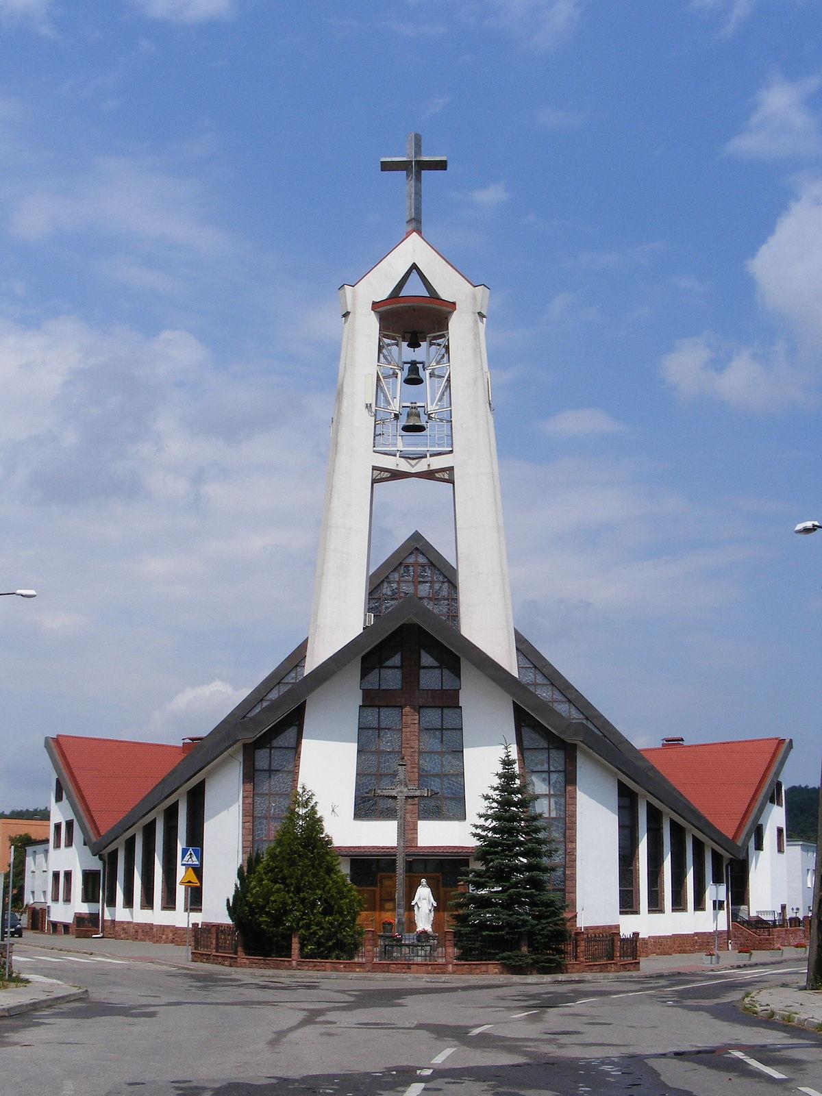 Parafia pod wezwaniem Chrystusa Króla i bł. Alicji Kotowskiej - Wejherowo