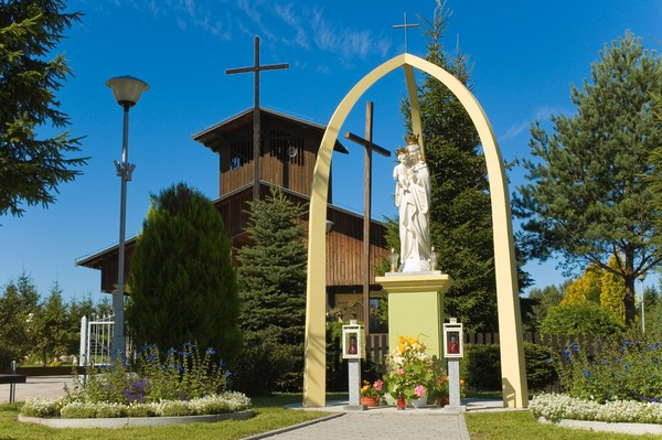 Parafia Rzymskokatolicka p.w. Matki Bożej Fatimskiej - Węgorzewo