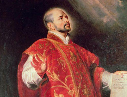 Uwielbienie wg św. Ignacego Loyoli, Wojciech Werhun SJ